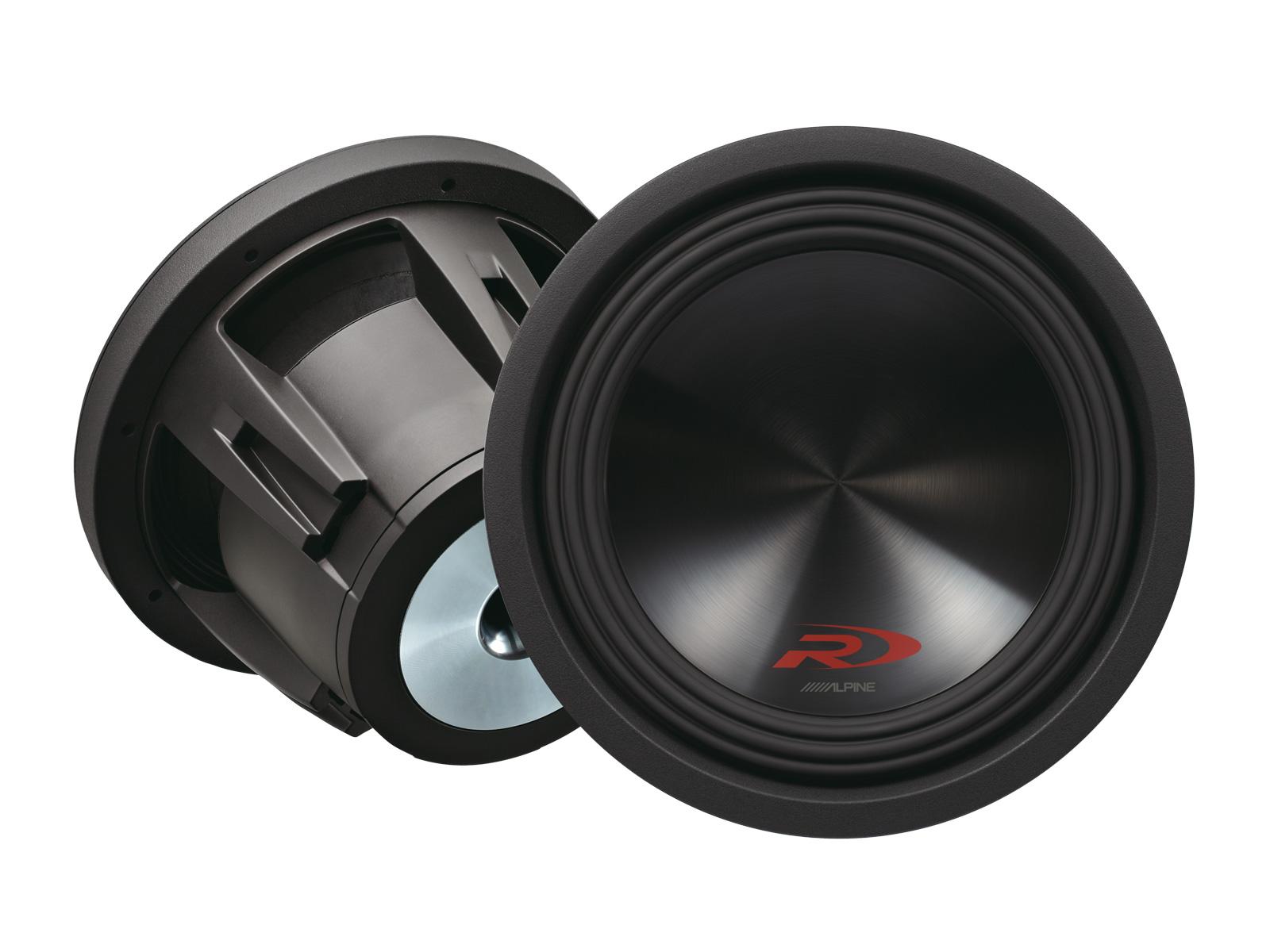 Alpine SWR-10D4