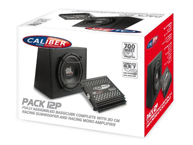 Caliber PACK12P