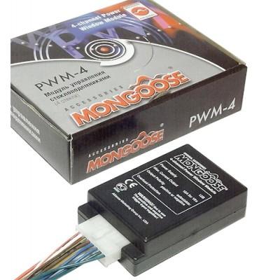 Mongoose PWM-4