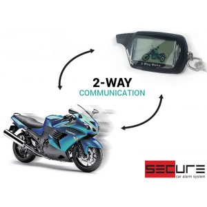 Secure 2-Way MOTO
