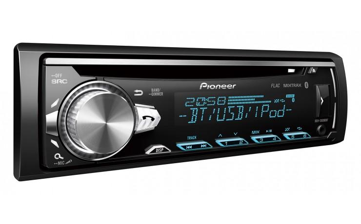 Pioneeri CD-ressiiverite uus põlvkond